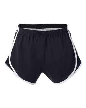 5027d31d429 Hughes-Farrelly  Boxercraft Girl s Black Velocity Shorts